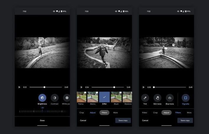 Google Photos يطلق محرر فيديو جديد للأندرويد