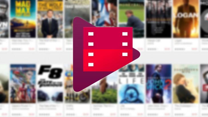 Google Play Movies قد تتيح افلام مجانية مع اعلانات