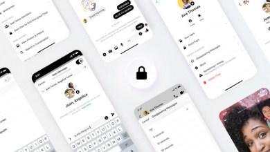Messenger فيس بوك يعلن تشفير المكالمات الصوتية والمرئية