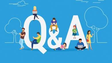 Q&A في بحث جوجل تحال للتقاعد في يوليو 2021