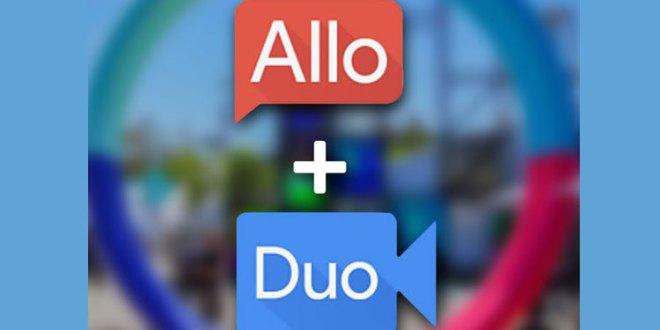 تطبيقات جوجل للتواصل الفوري : 100 مليون مرة تثبيت لتطبيق DUO وميزة جديد في ALLO