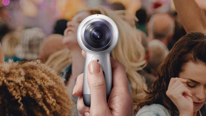 سامسونج تكشف عن سعر وموعد بيع كاميرا Gear 360 الجديدة 5