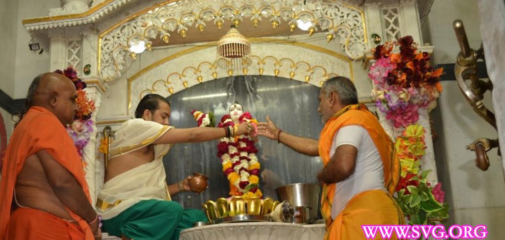Swaminarayan Mandir Dwarka  Patotsav  Swaminarayan
