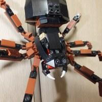 Araignée Géante et Lego