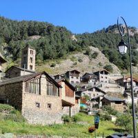 Andorra - Village of Pal
