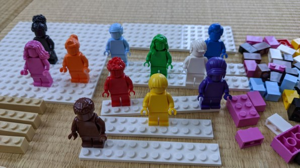 Everyone is Awesome - Lego set - 3