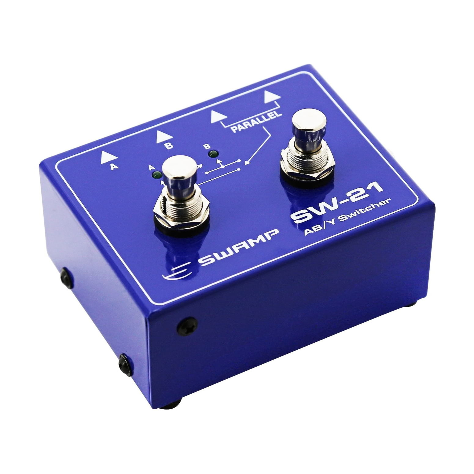 SWAMP Guitar AB Amp Switch  Y Splitter Signal Router  SWAMP