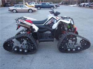 Scrambler XP Snow tracks