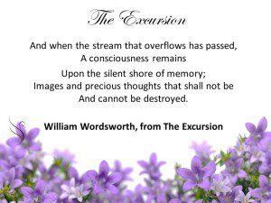 William Wordsworth Funeral Quote