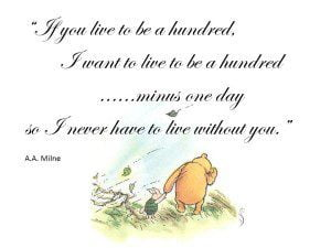 10 Funeral Readings From Winnie The Pooh Swanborough