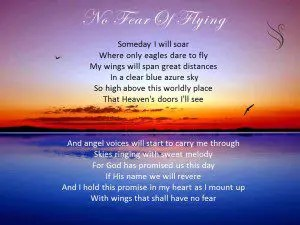 Funeral Poem No Fear Of Flying