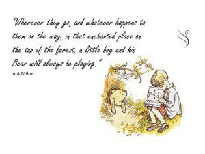 10 Funeral Readings From Winnie the Pooh