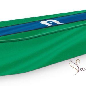 Torres Strait Island Flag Coffin
