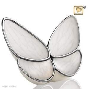 Wings of Hope Pearl Keepsake Urn
