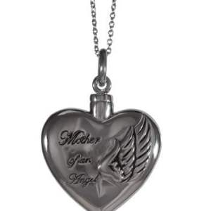 mother of an angel pendant