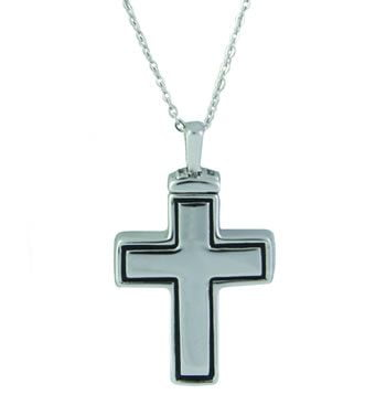 amount for a ash small kensington ashes pendant angel wings of jewellery cremation with sterling silver cross