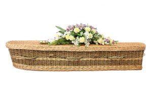 Wicker Coffins Caskets