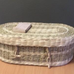 Cherub Moses Crib