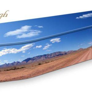 Outback Australia Coffin
