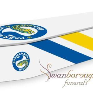 Parramatta Eels Coffin