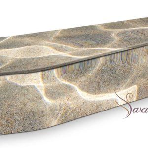 Sand and Water Coffin