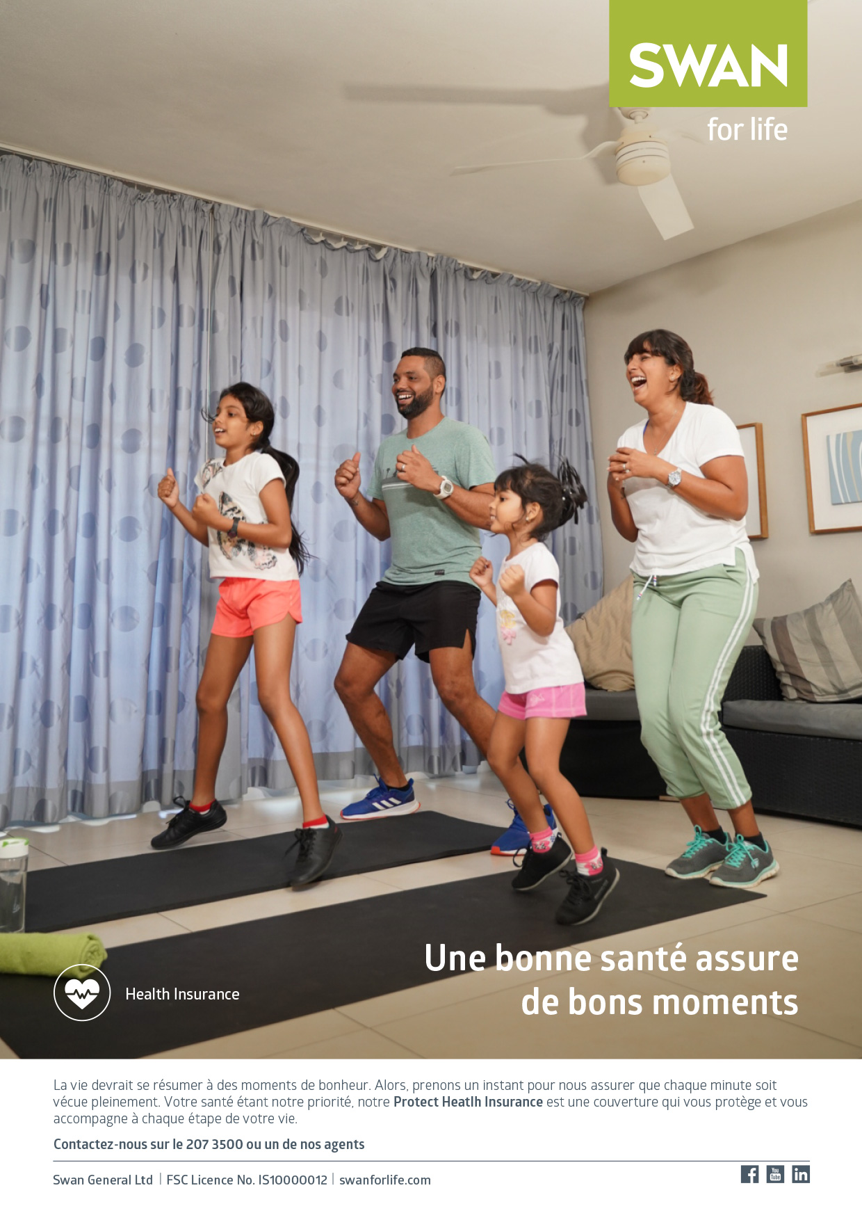 Health Insurance Mauritius Medical Insurance - SWAN for Life