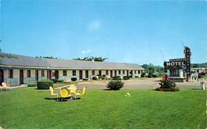 Ridgeview Motel - Clinton