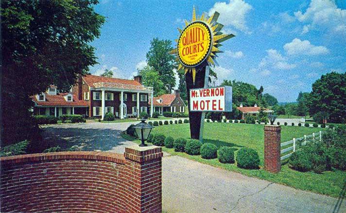 Mount Vernon Motel