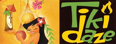 TikiDaze Retro Tiki Wall Calendar!