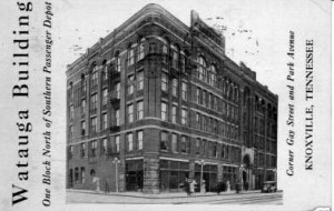 Watauga Building