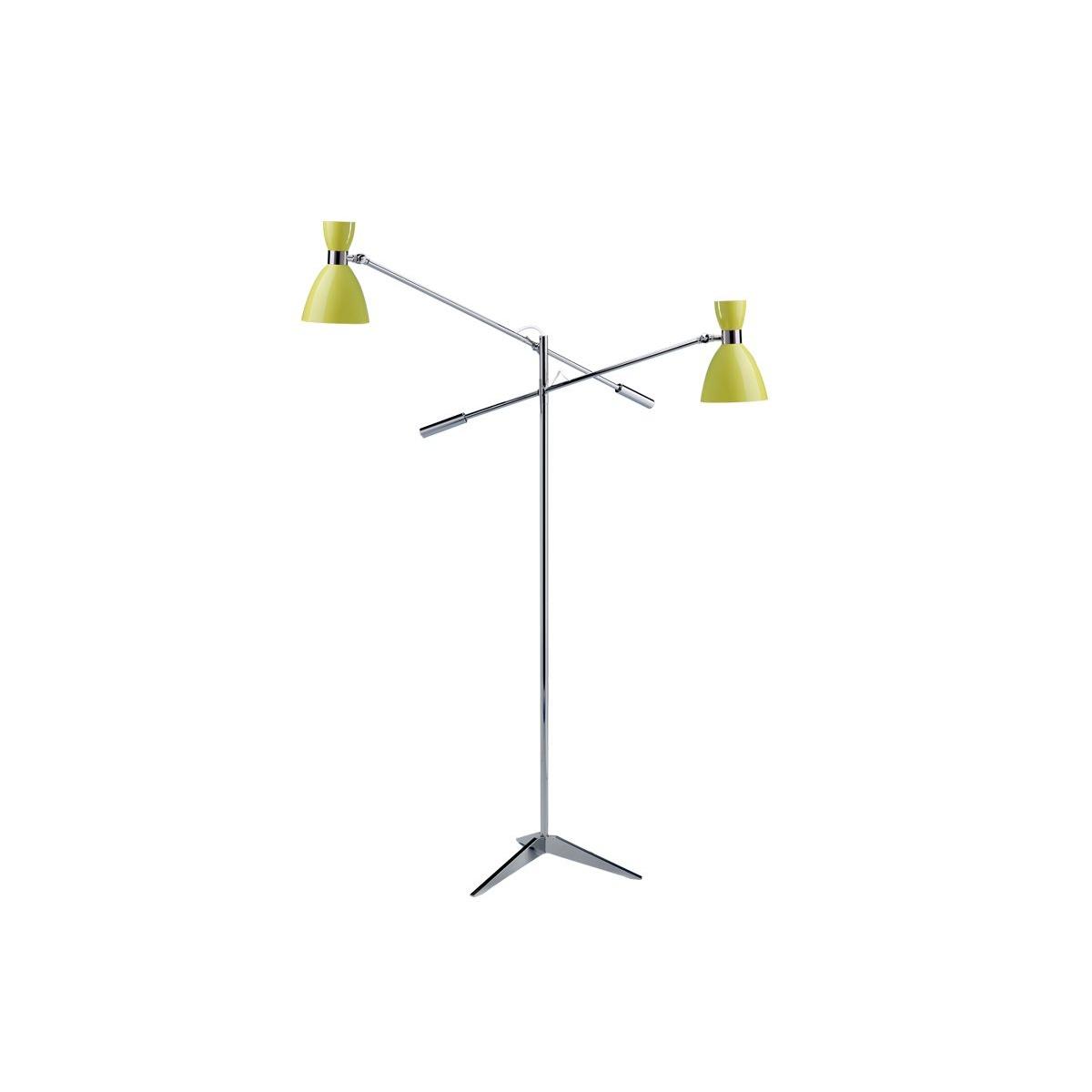 Tall Adjustable Floor Lamp Charlie