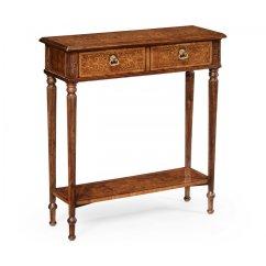 Small Sofa Table Uk 10 Inch Depth Narrow Console Swanky Interiors