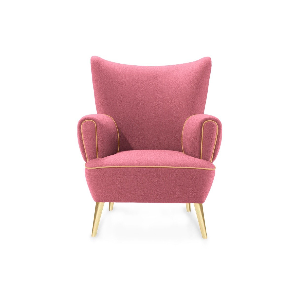 accent wingback chairs zane folding chair garland swanky interiors