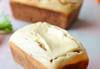 Holiday Mini Loaf Cake Recipes