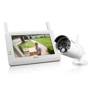 ADW410  Digital Wireless Security System Monitor and