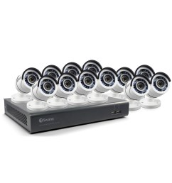 swdvk 1645912 12 camera 16 channel 1080p full hd dvr security system 2tb hdd  [ 3000 x 3000 Pixel ]