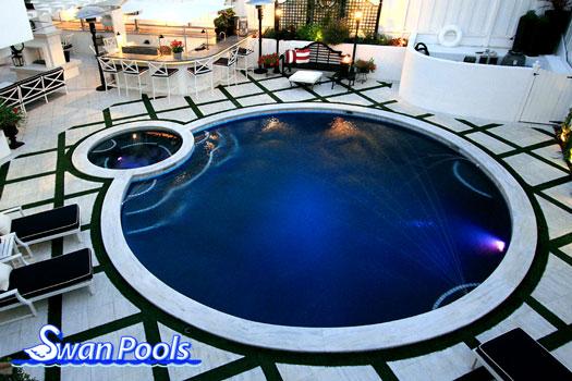 Swan Pool Stockton Ca