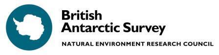 British Antarctic Survey logo smaller