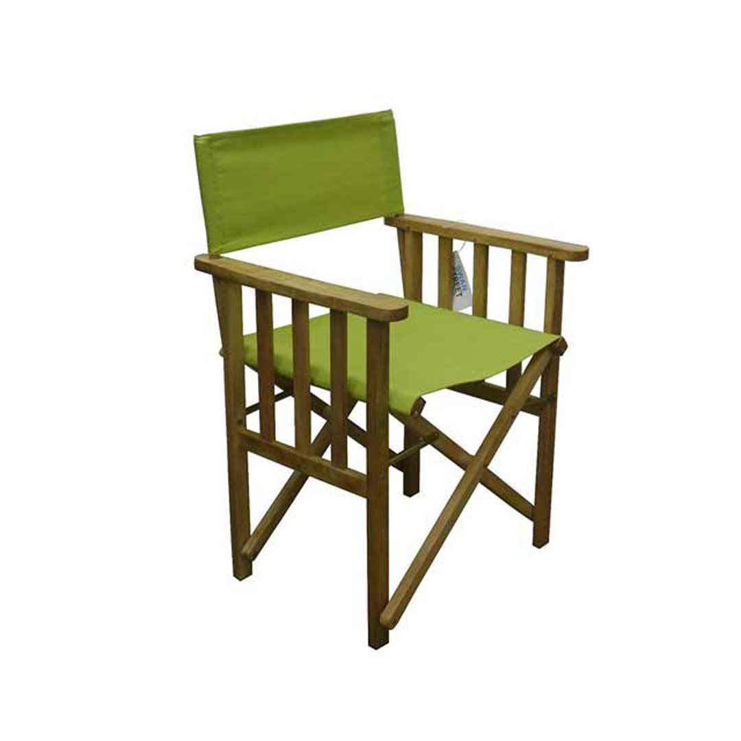 directors chair outdoor furniture pub table chairs 3 piece set folding deck timber side slats