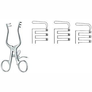 WEITLANER Self-Retaining Retractor