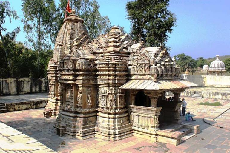 Ambika-Mata-Temple-in-Udaipur - Swan Tours - Travel Experiences, Popular  Places & Explore World