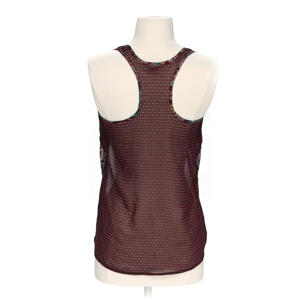 Mossimo Supply . Patterned Tank Top In Size Xs