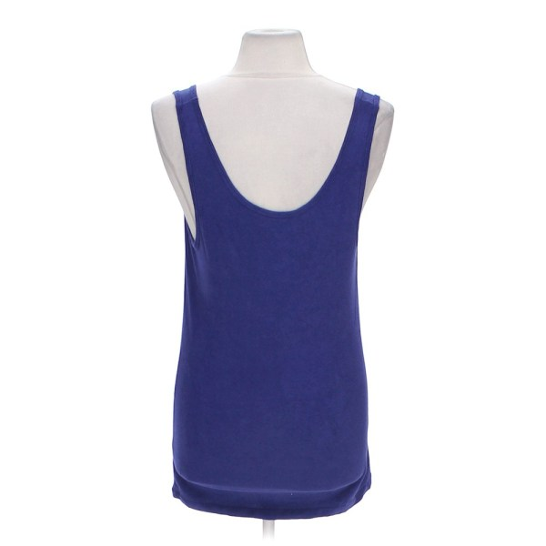 Blue Navy Mossimo Supply . Scoop-neck Tank Top In Size