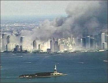 Where was God on 911