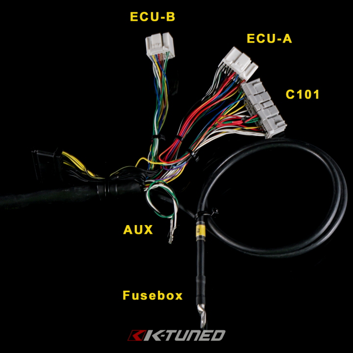 automotive wiring diagram ford s max towbar k-tuned