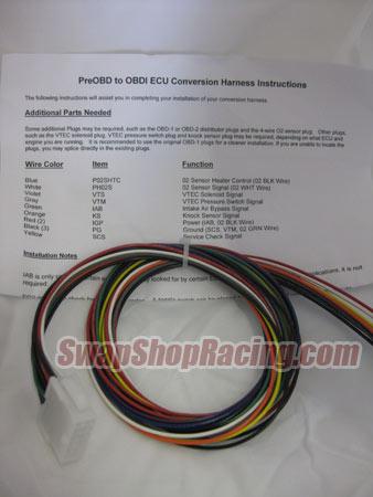 Obd0 To Obd1 Jumper Harness Wiring Diagram Efcaviation Com