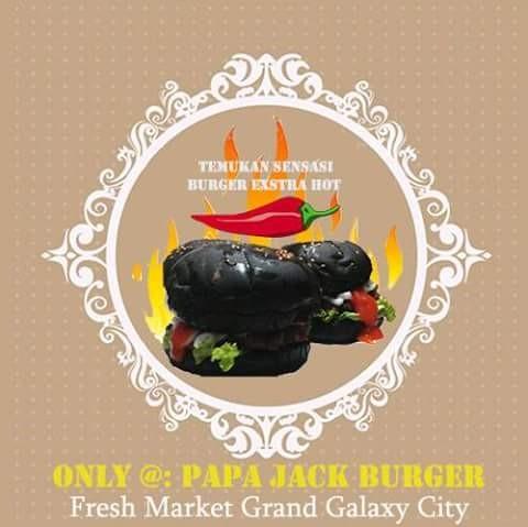 Produk Burger Papa Jack