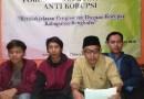 Mahasiswa Anti Korupsi Desak KPK Tuntaskan Korupsi Bansos dan Proyek Jalan di Bengkalis