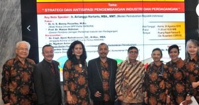 Seminar Industri dan Perdagangan Digelar Fraksi Hanura Bersama JPIP