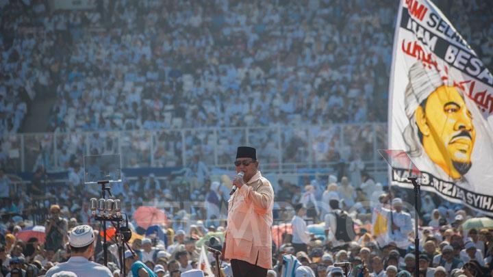 "Tony Rosyid: Prabowo dan Upaya Merebut ""Kedaulatan Rakyat"""